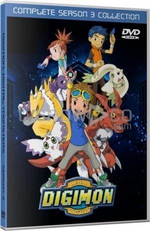 Digimon Tamers Season 3 Case
