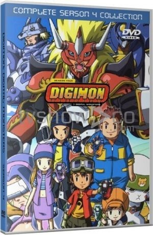 Digimon Frontier Season 4 Case