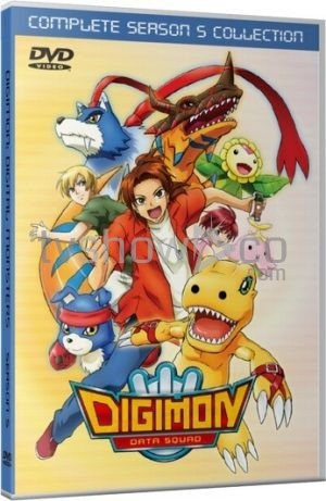 Digimon Data Squad Season 5 Case