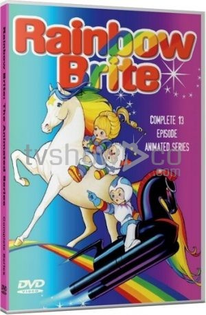 Rainbow Brite Animated Series Case