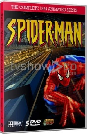 Spider-Man 1994 Animated Series Case