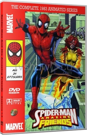 Spider-Man and his Amazing Friends Case